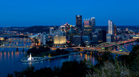 Pittsburgh twighlight
